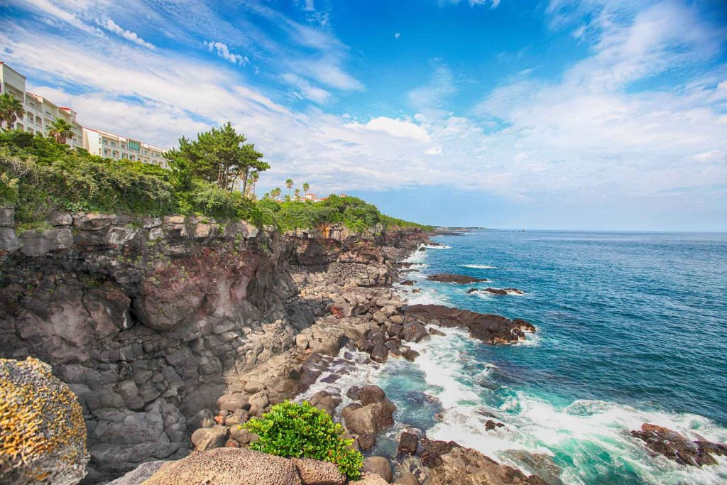 Jeju Island Flight And Tour Package